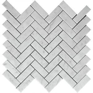 Carrara 1x3 Herringbone
